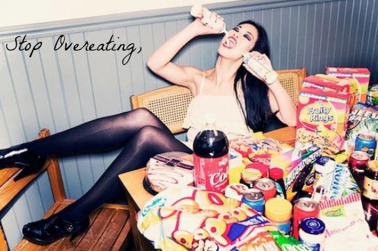 overeatingi