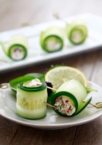 cucumberfetarolls